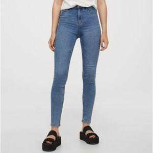 H&M Super Stretch Skinny Jeans